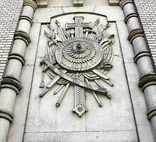 heraldic relief by mrivserg
