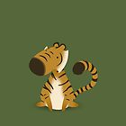 Little Tiger by GardenDragon