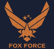 Fox Force - one color option by machmigo