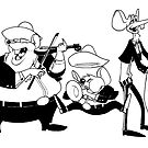 Mariachi Mice by Matthew Hennen