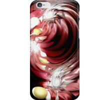 Red Tides iPhone Case/Skin