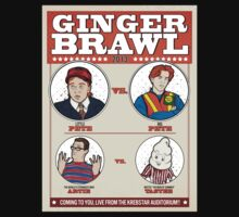 Pete vs. Pete - Ginger Brawl 2013 by beendeleted