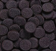 EVERYWHERE OREO by buucos