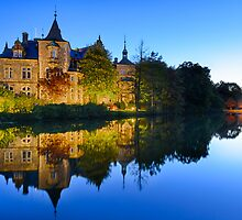The Castle Bückeburg, Germany by Michael Abid