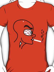 smoke man T-Shirt