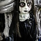 Goth Girl by Nevermind the Camera Photography
