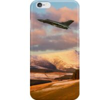 BEN RINNES WITH A JET iPhone Case/Skin