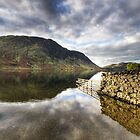 Crummock Water by Mike Church
