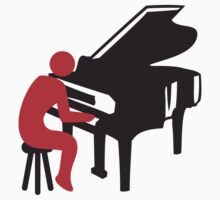 Playing Piano Design by Style-O-Mat