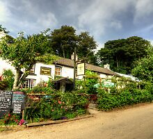The Roseland Inn  by Rob Hawkins