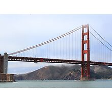 Golden Gate in all Beauty by voha98