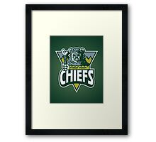 Forest Moon Chiefs Framed Print