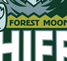 Forest Moon Chiefs Sticker