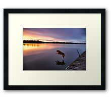Joy Framed Print
