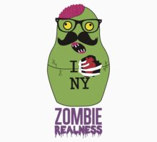 Zombie Realness by newyorkshka