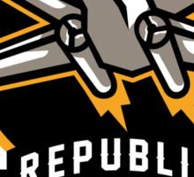Republic Rebels Sticker