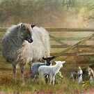 At The Gate by Trudi's Images