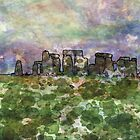 Stonehenge by GryffinDesigns