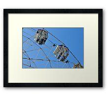 Ferrus Wheel 1 Framed Print