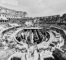 Gladiators Colosseum by Adrian Alford Photography