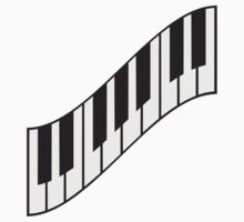 Cool Piano Keys Design by Style-O-Mat