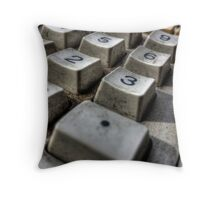 Tax Calculator Throw Pillow