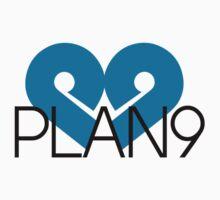 PLAN9 Blue Kids Clothes