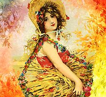 HARVEST MAIDEN 2 by Tammera