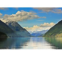 Golden ears Photographic Print