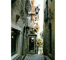 Taormina Photographic Print