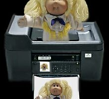。◕‿◕。 CABBAGE PATCH DOLL PHOTOCOPIED。◕‿◕。  by ✿✿ Bonita ✿✿ ђєℓℓσ