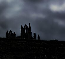 Whitby Abbey by Lynn Bolt