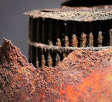 Rusty Oil Filter by CathyS