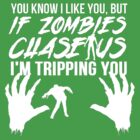 You're Going Down With Zombies by Alan Craker