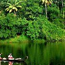 Backdoor Kerala - III by Vivek George Koshy
