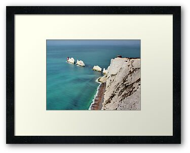 The Needles Shot 2  - I.O.W. by Colin J Williams Photography