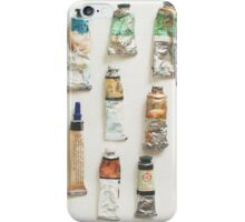 Oils iPhone Case/Skin