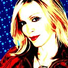 Madonna - Lucky Star - Pop Art by wcsmack