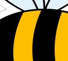 Big Bee Sticker