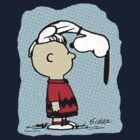Charlie Brown with Snoopy by Silros