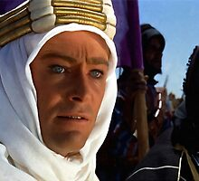 "Peter O'Toole & Omar Sharif @ ""Lawrence of Arabia"" by Gabriel T Toro"