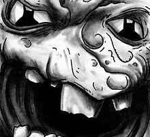 Rogues Gallery - Clayface by Andy Hunt