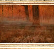 Early Morning in Georgia ... with a canvas and framed look by © Bob Hall