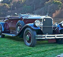 1930 Pierce-Arrow B Roadster II by DaveKoontz