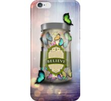 """Soul Purpose"" Collection: Believe © Jar iPhone Case/Skin"