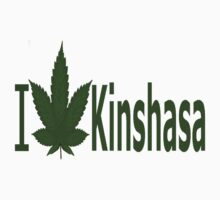 0042 I Love Kinshasa  by Ganjastan