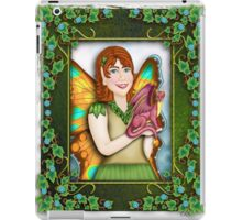 A Fairy and Her Dragon iPad Case/Skin