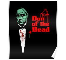 Don of the Dead Poster