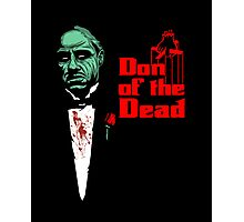 Don of the Dead Photographic Print