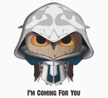Assassin's Creed—Tory the Owl (Light Tee's) Kids Clothes